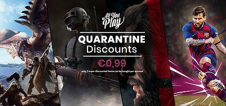 All You Play Super Discounts
