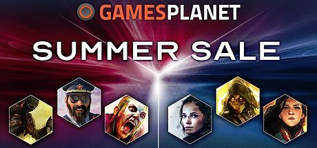 Gamesplanet SummerSale 2019