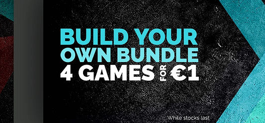 GreenManGaming Bundle 4 for 1€