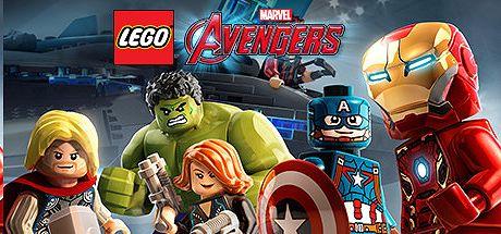 LEGO Avengers 260116