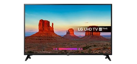 LG 55UK6200 4K LED Smart HDR