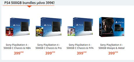 PS4 Bundles 221015