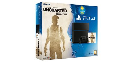 PS4 UnchartedCollection PSPlus3months 061015