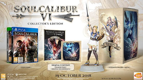 SoulCaliburVI Collector 210718