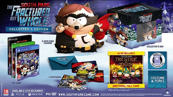 SouthPark TheFracturedbutWhole Collectors 300716