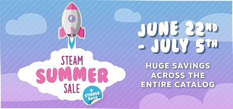 Steam Summer Sale 17 220617