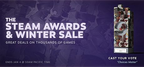 Steam WinterSale 211217
