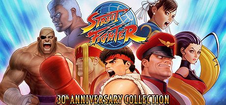 StreetFighter 30thAnniversaryCollection 310518