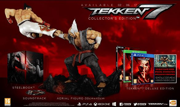 Tekken7 Collector 270117
