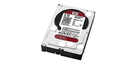 Western Digital Red NAS 6ΤB