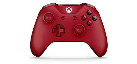 XBOXOne Controller Red 180617