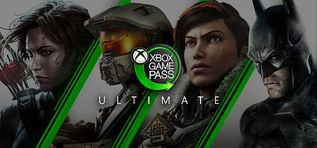 XBOX Ultimate Game Pass